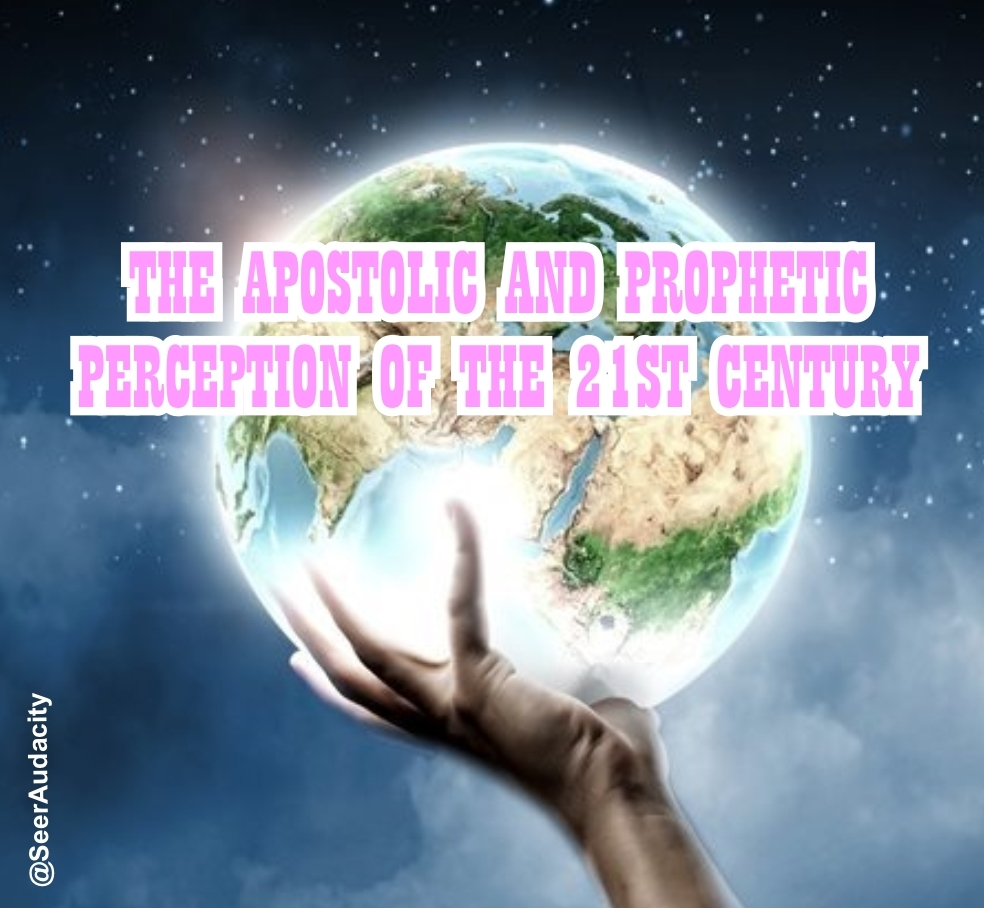 Signs of Prophetic Calling • The Apostolic & Prophetic Destiny