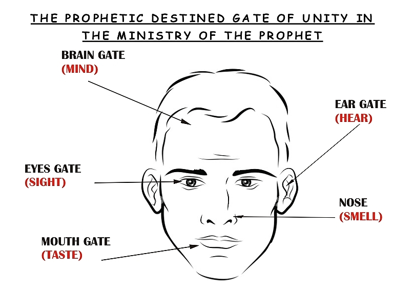 THE PROPHETIC GATE OF UNITY